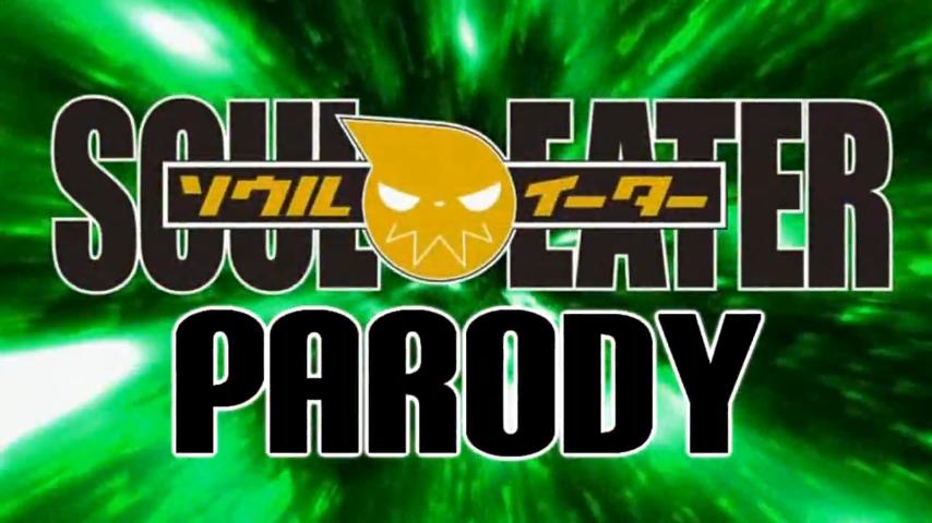 pixar logo parody. Soul Eater Parody