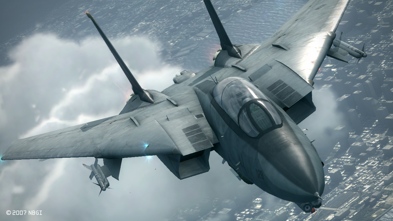 NSWRPF Archive - Ace Combat 7 F 14 Super Tomcat
