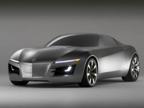 Acura  on Acura Advanced Sport Car Concept   Acura Wiki