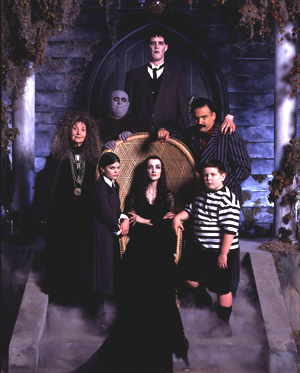 The Addams Family | Crazy n