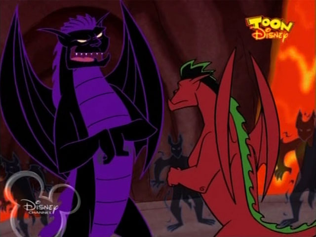 Dark Dragon American Dragon