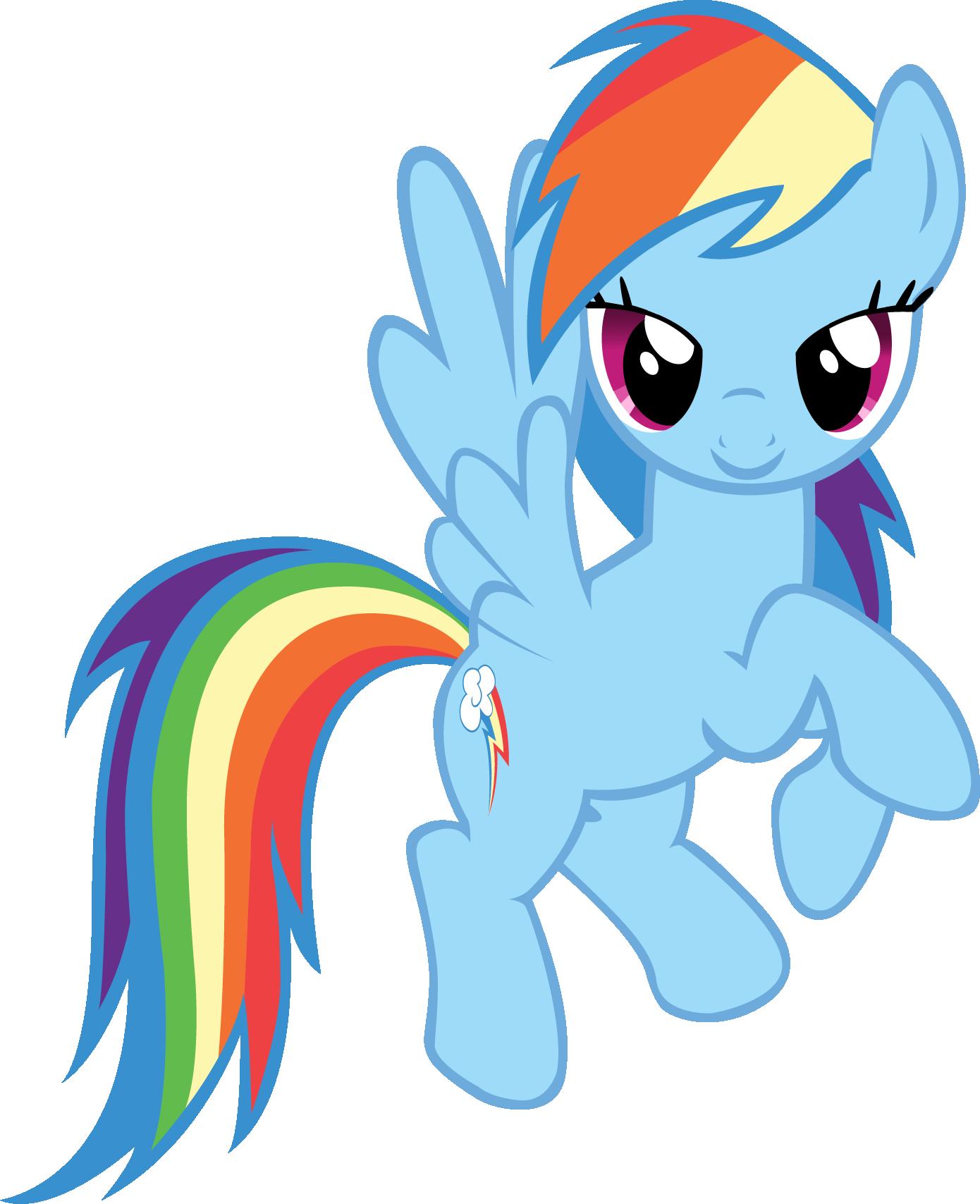 Rainbow Dash Png Image - My litt...
