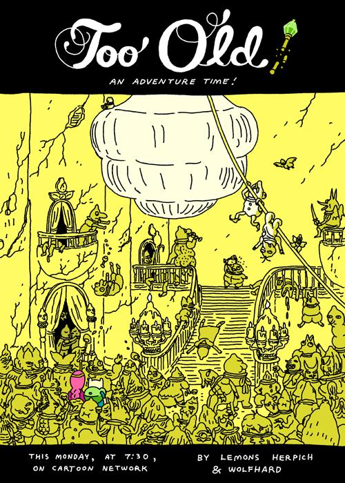 Adventure Time Headscratchers Tv Tropes