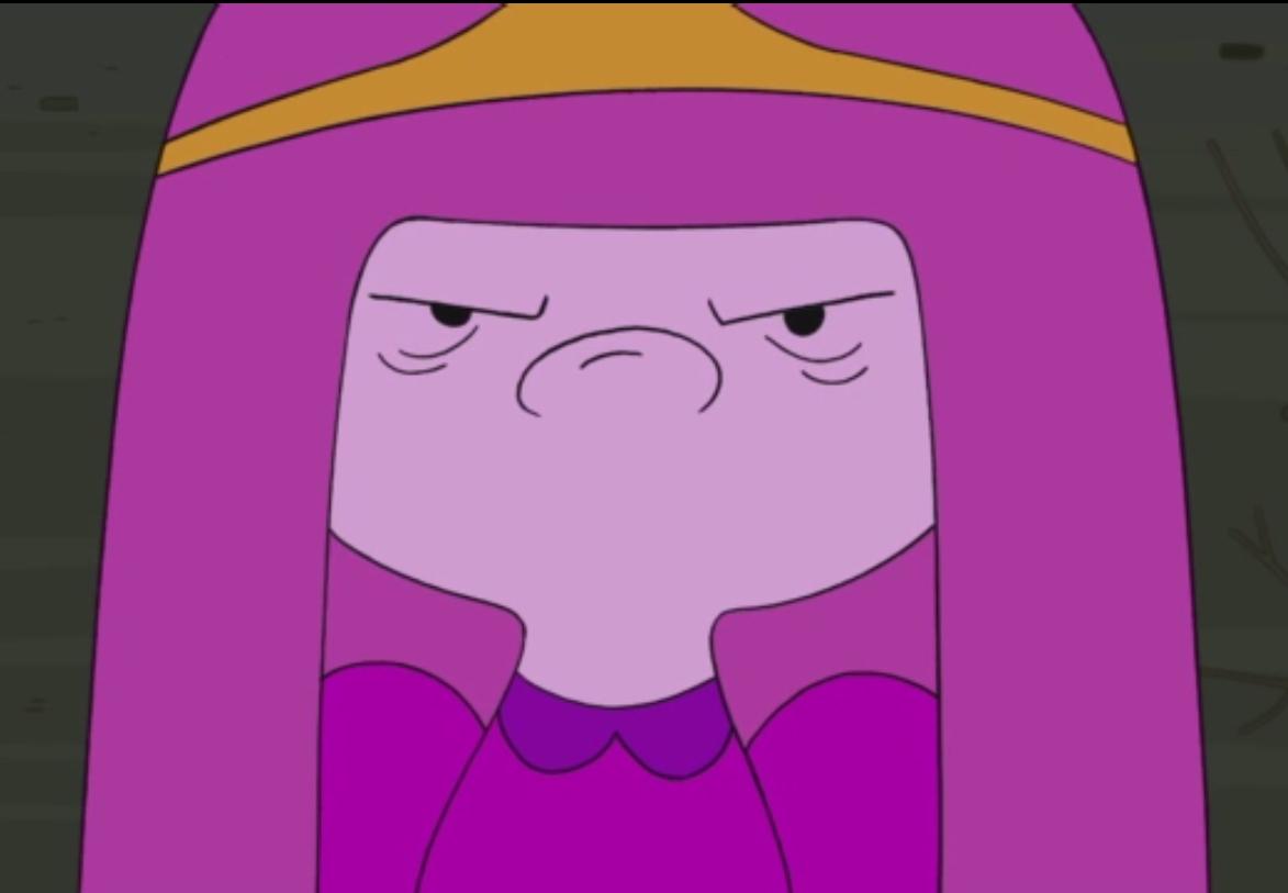 Image Angry Princess Jpg The Adventure Time Wiki Angry Princess