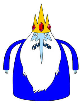 ice king is misunderstood
