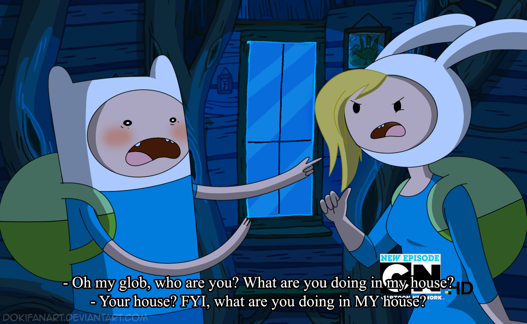 Image adventure time new episode preview screenshot by dokifanart
