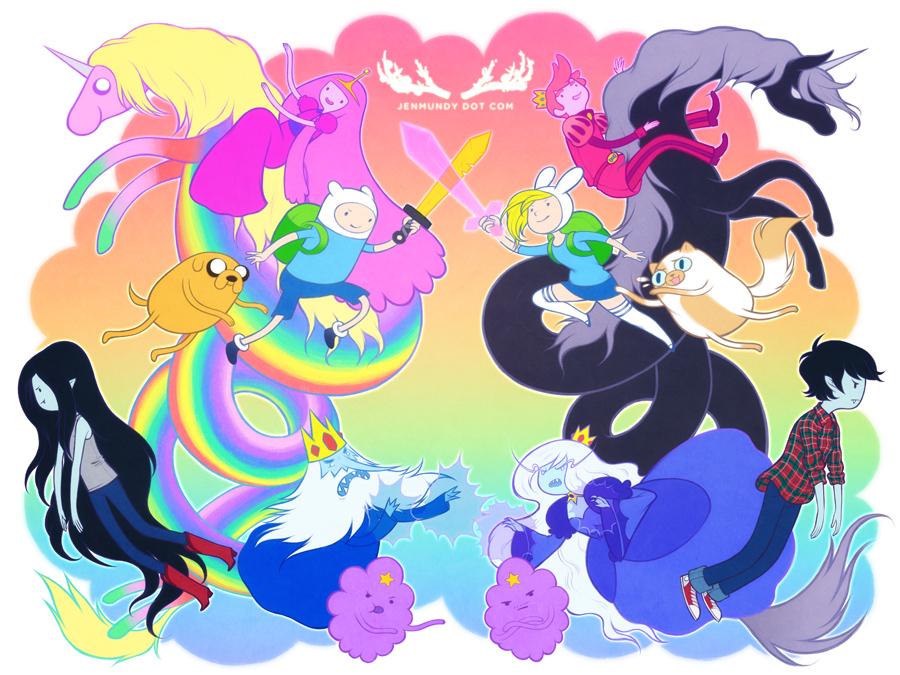 Adventure time by jenmundy d51sa3j