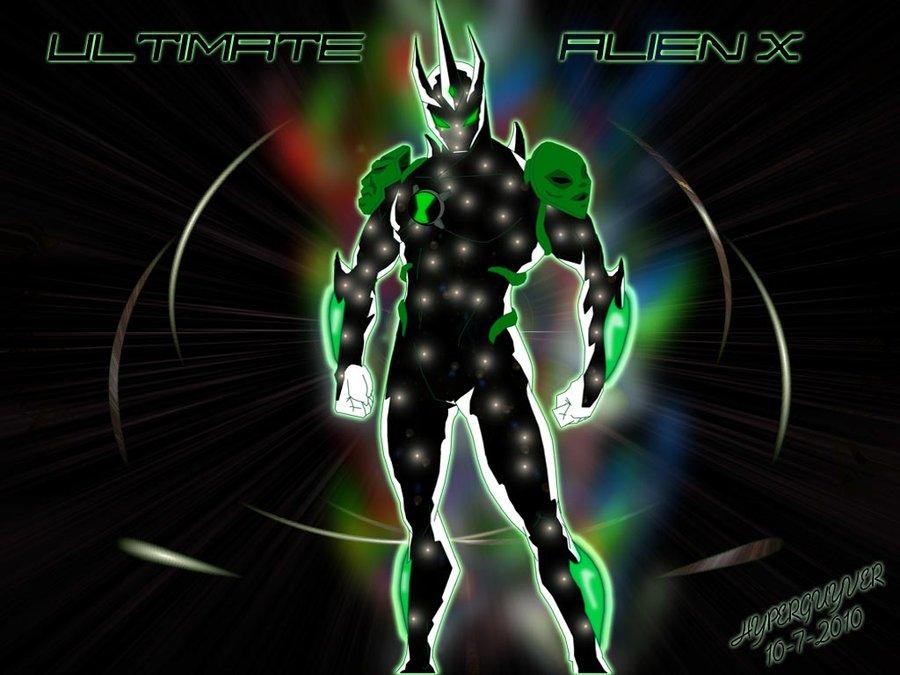صور  ben10 alien force  Ultimate_alien_x