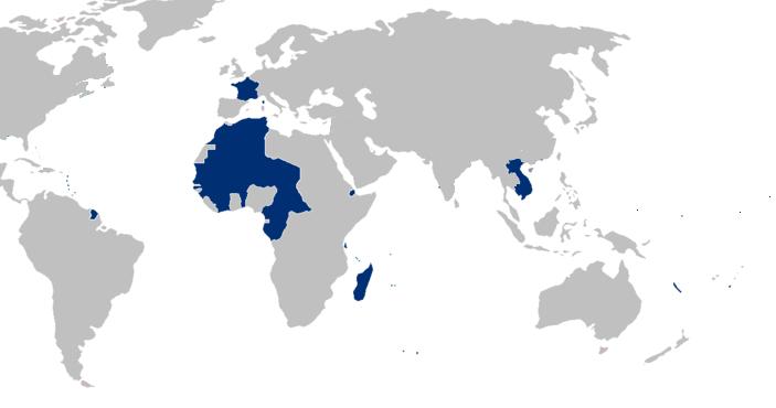 imperialismo frances: