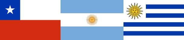 Argentina, Chile y Uruguay los menos desiguales