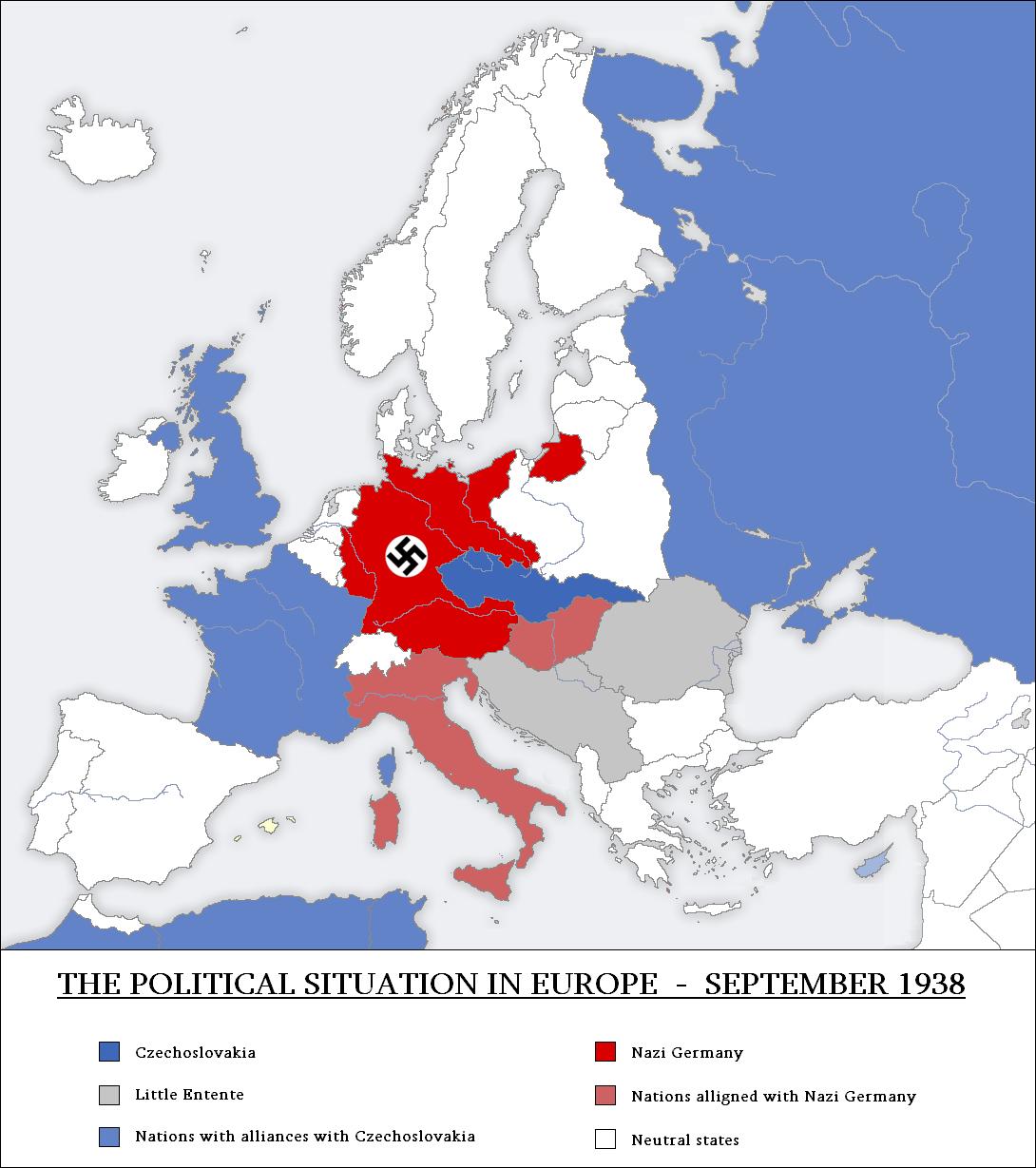 Image Europe September 1938 PNG Alternative History