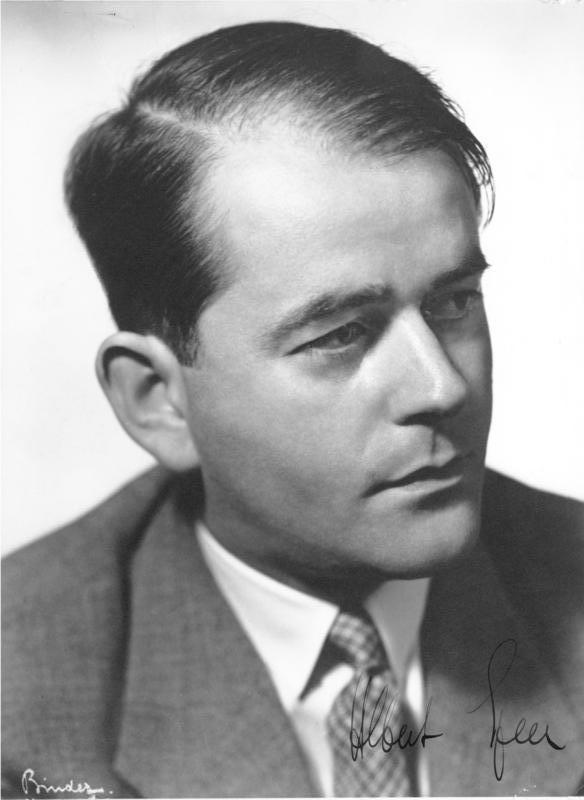 Albert Speer (Central World) - Alternative History