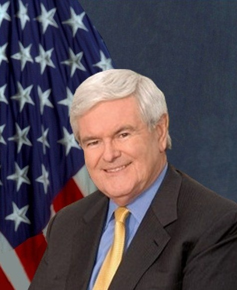 newt gingrich young. Newt Gingrich (SIADD)