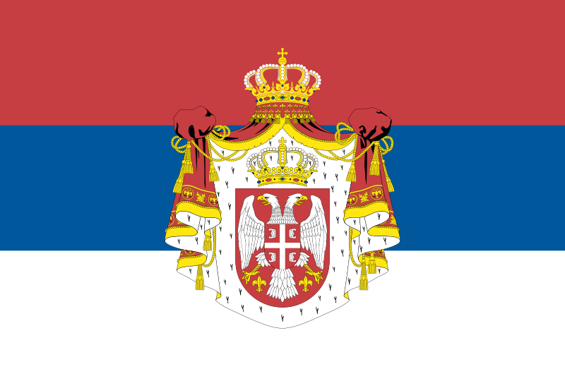 political map of serbia. map of serbia 1914. Serbia