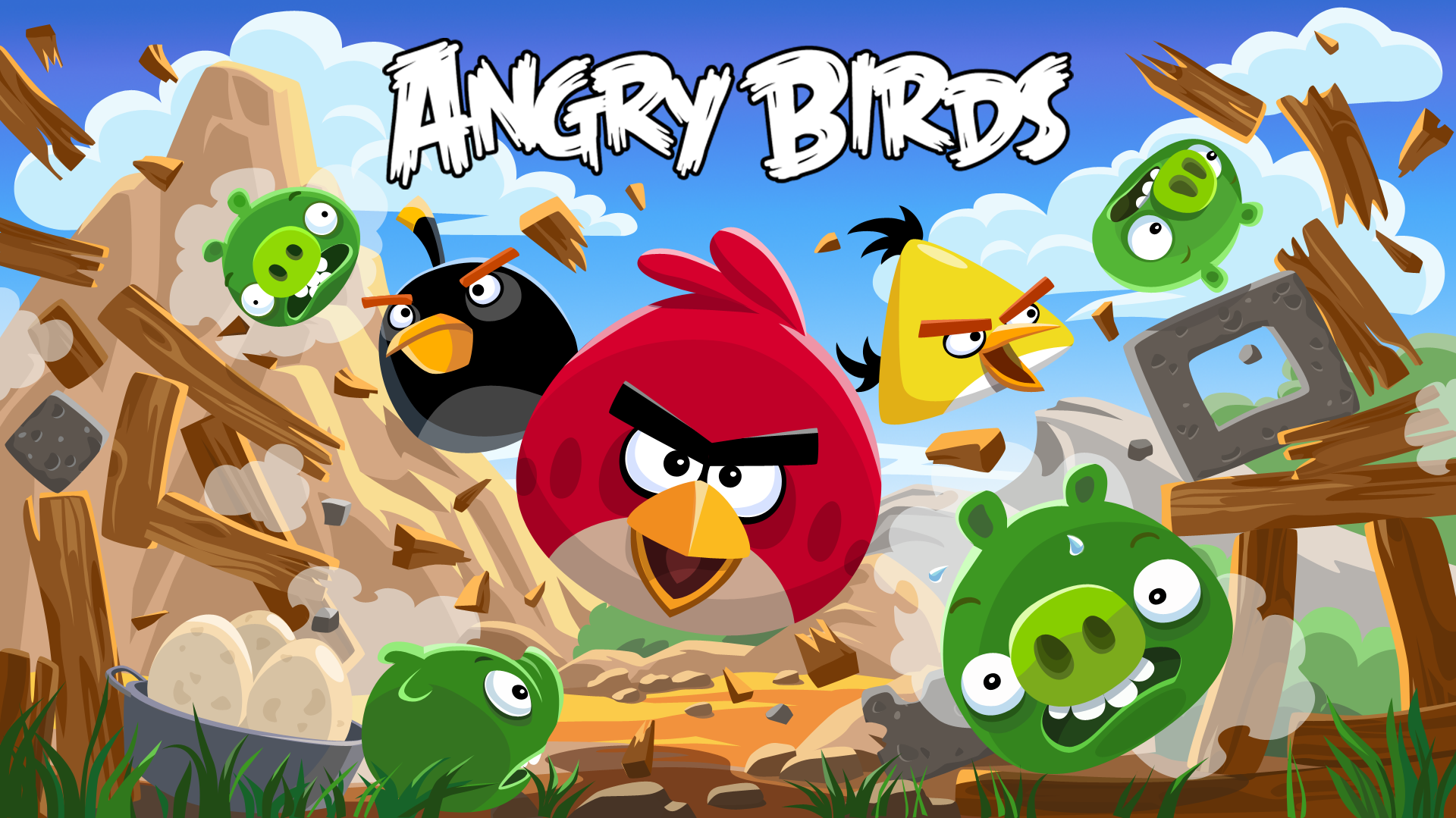 Angry Birds Información Básica