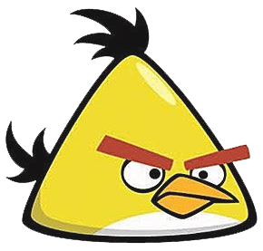 angry birds go chuck - photo #30