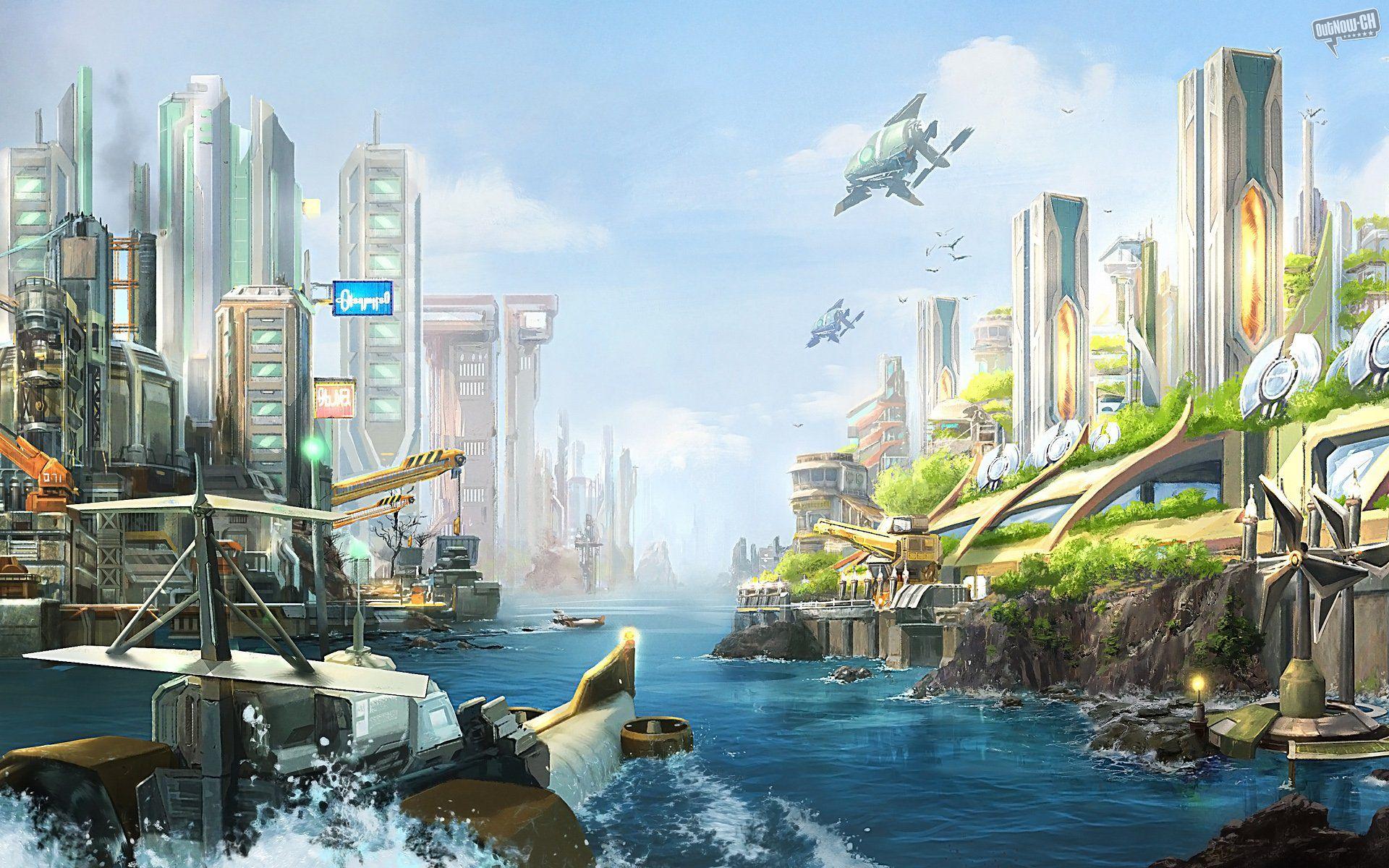 Anno 2070.