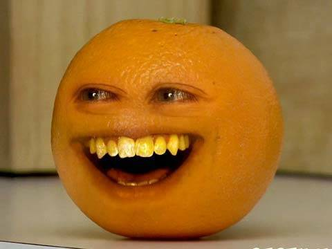 annoying orange