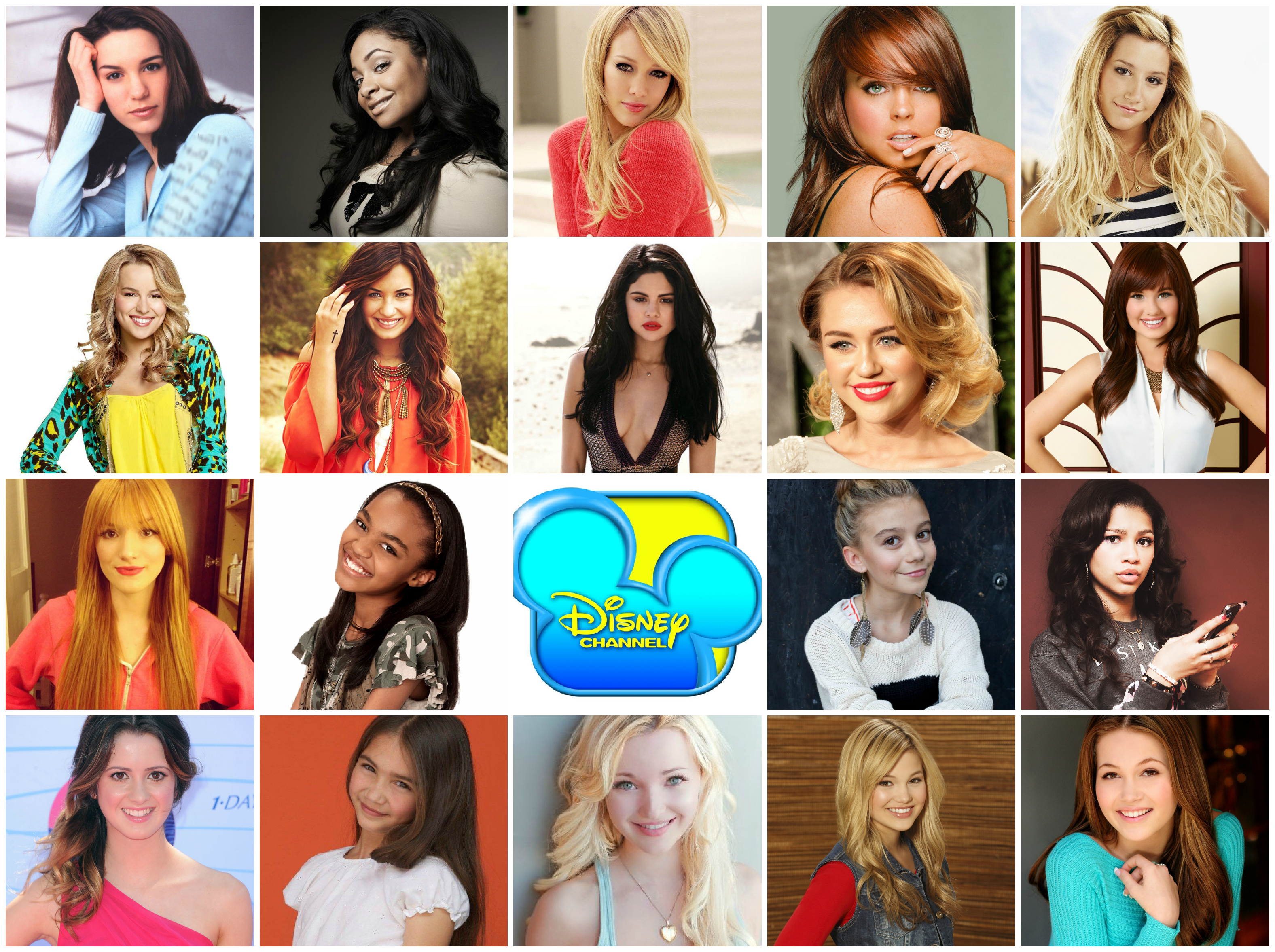 Image - Disney Girl Collage 2013.jpg – Disney Channel's A.N.T. Farm