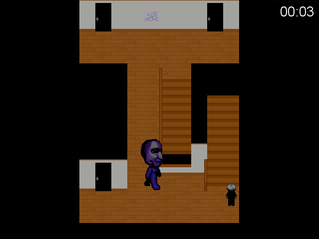 [PC GAMES] Ao Oni, Survival/Puzzle/Horror Games Timer