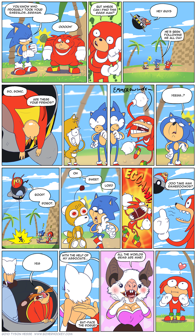 Image Funny Sonic Comic Bat Face Rogue The Hedgehog