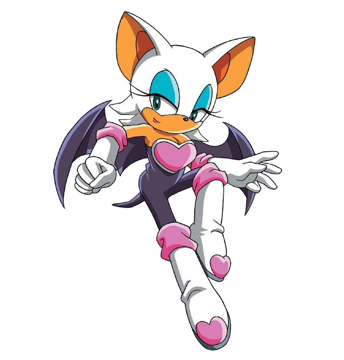 Images of rouge from sonic the hedgehog  nude daughters