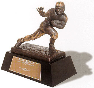 Heisman Trophy - ArmchairGM Wiki - Sports Wiki Database