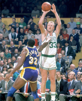 Today Larry Bird