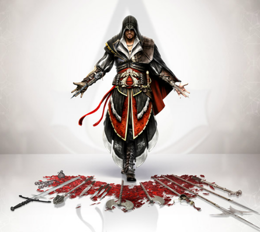 ... Creed II, Assassin's Creed: Brotherhood, Assassin's Creed: Revela...