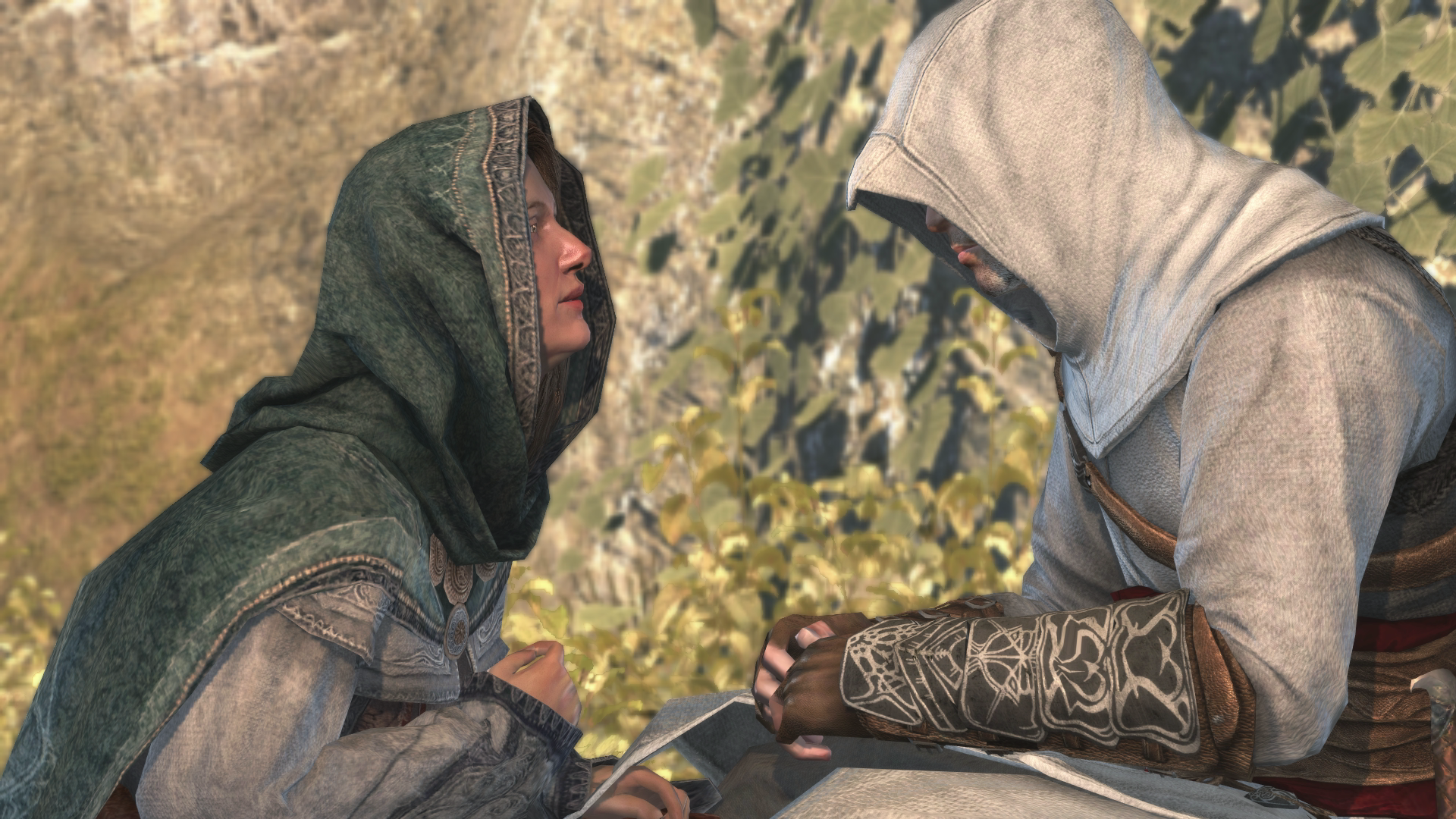 altair and maria relationship goals