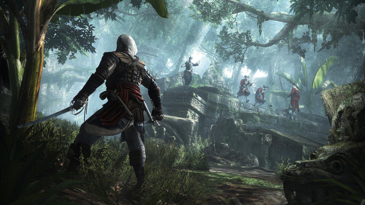 [Recopilación] Assassin's Creed IV: Black Flag Edward_in_game_2_ACIV