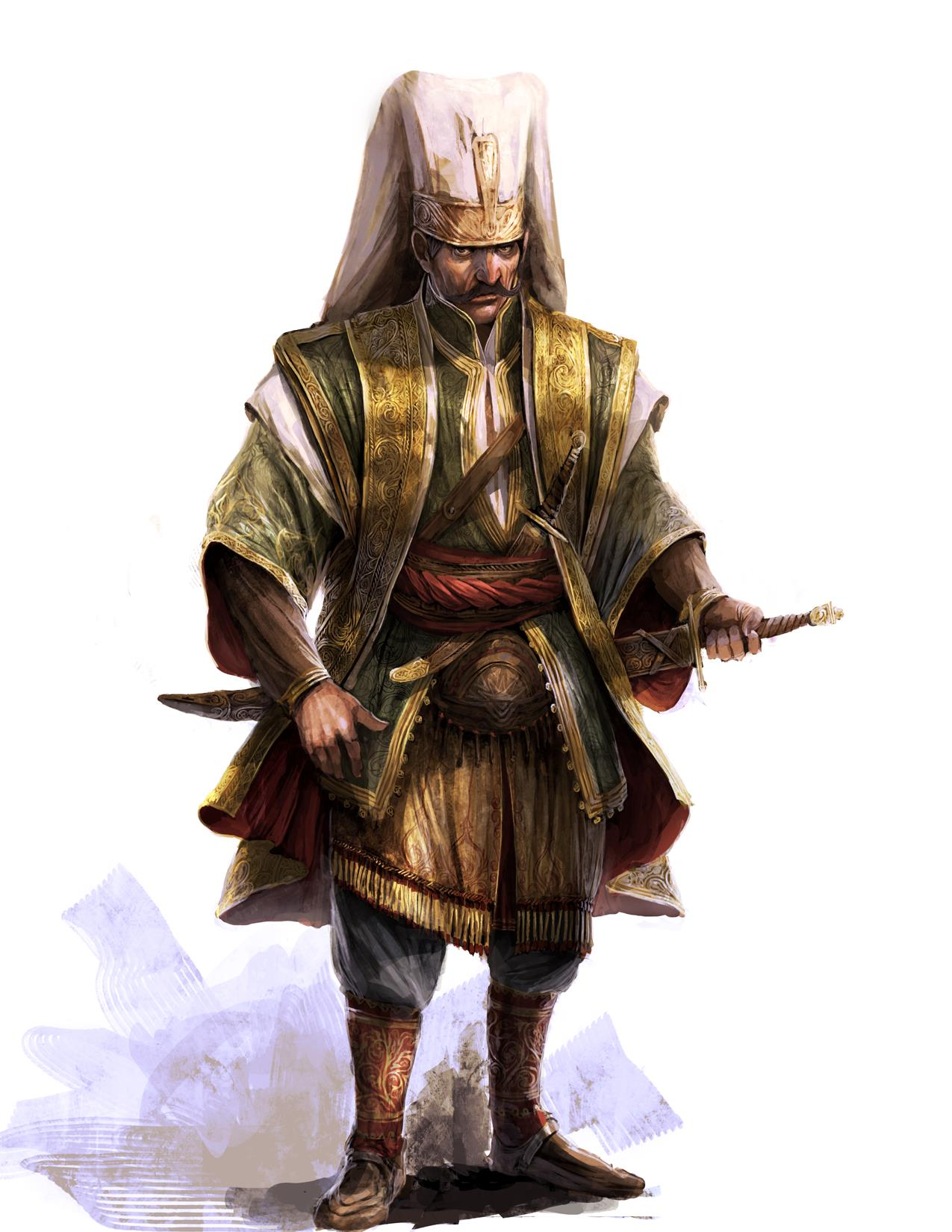 Janissary armor and equipment skyrim mod requests the nexus forums - Ottoman empire assassins creed ...