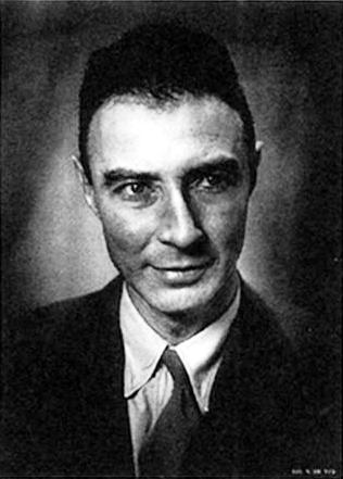 or the Robert oppenheimer