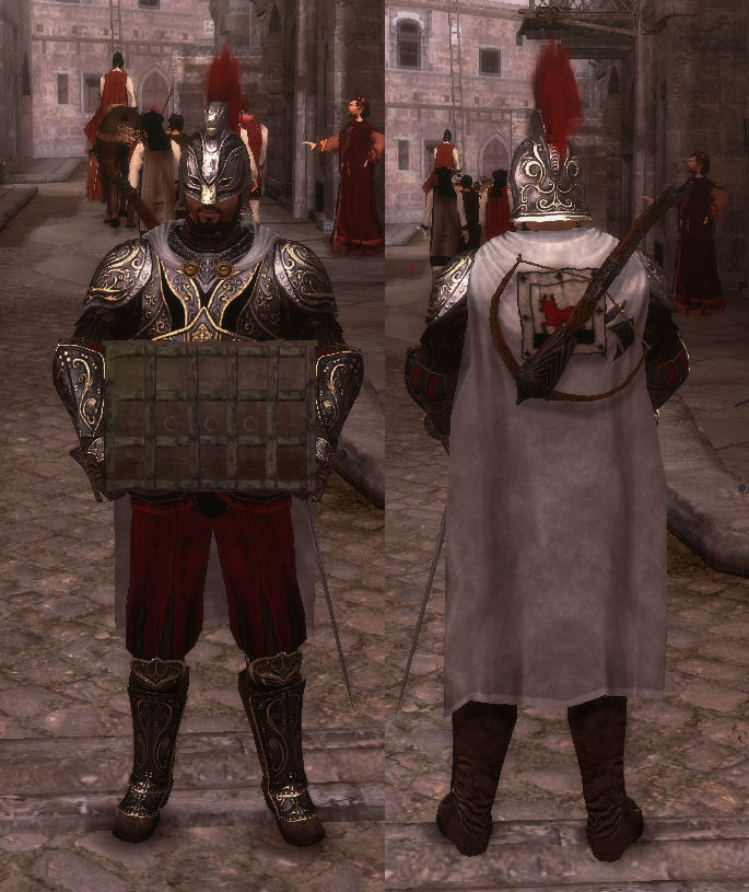Ezio Brotherhood http://assassinscreed.wikia.com/wiki/File:Ezio-borgia-brotherhood.png