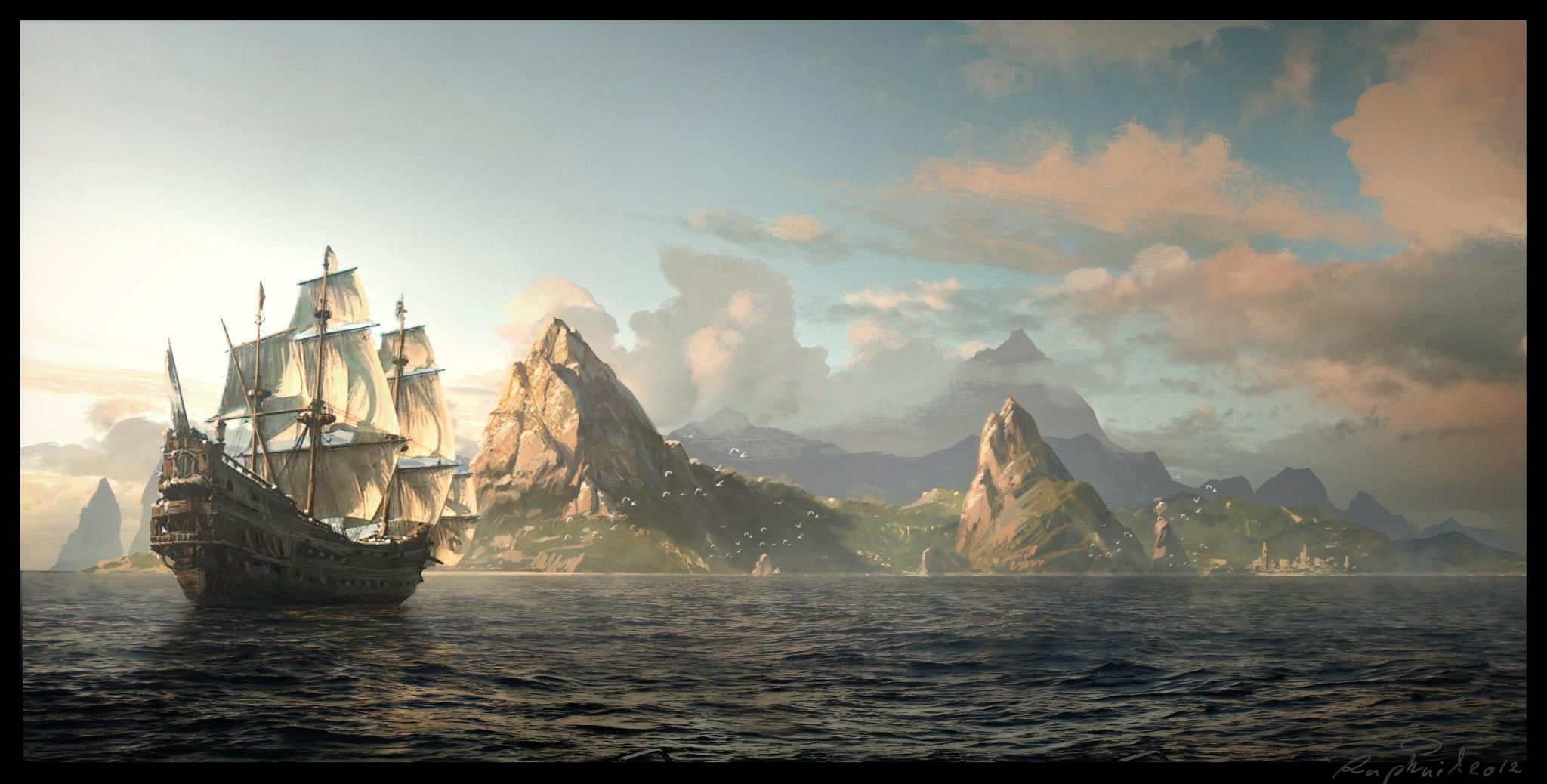 [Recopilación] Assassin's Creed IV: Black Flag Edwards_ship_ACIV