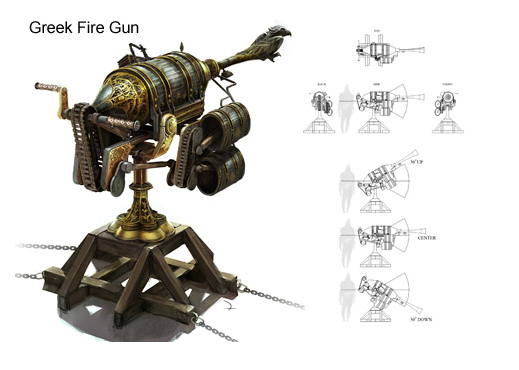 how to make fire weapon ds1