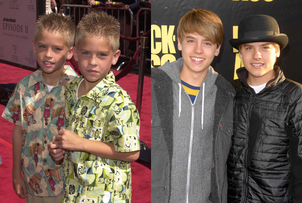 25+ Mejor Buscando Cole Sprouse And Dylan Sprouse Then And ... |Cole And Dylan Sprouse Then And Now