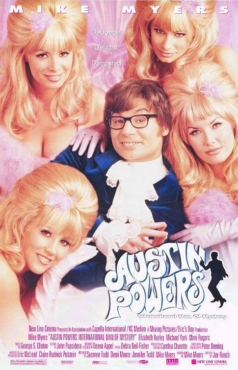 Swotti Austin Powers