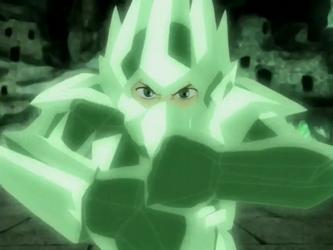 Cristal-Control Aang's_crystal_armor