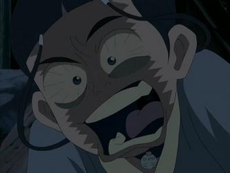 katara angry face