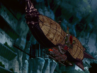 He Who Strikes First, Wins (Open to all Fire Benders, Vermilion Empire Nobility and Vermilion Empire Millitary) Airship