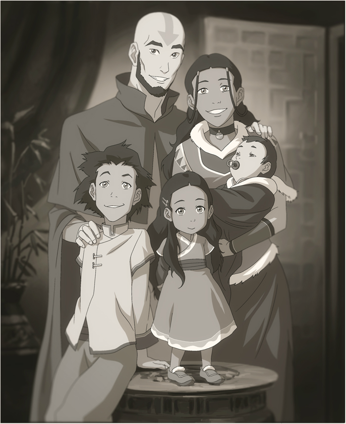 Avatar 4: Aang, Katara, And Their Children.png