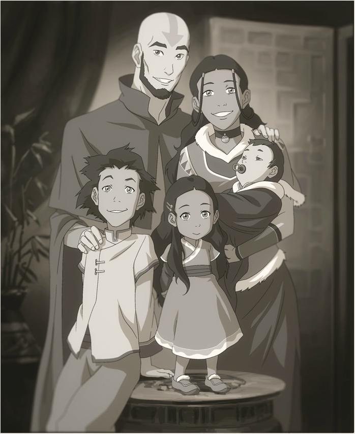 Avatar 4: Aang, Katara, And Their Children.png