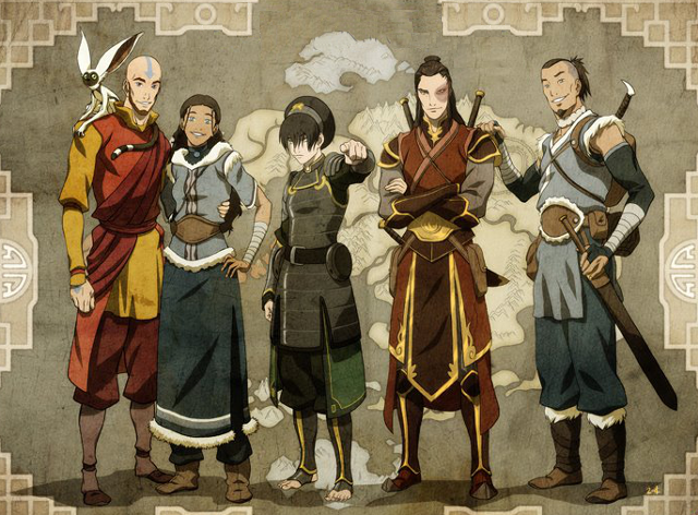 Team avatar png avatar wiki the avatar the last airbender resource
