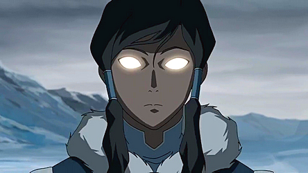 The Avatars Aang, Wan, and Korra VS The Space Marines ...