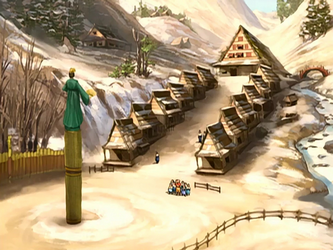 Pictures of the Places in the Avatar World