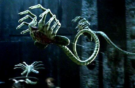 alien vs predator facehugger - photo #20