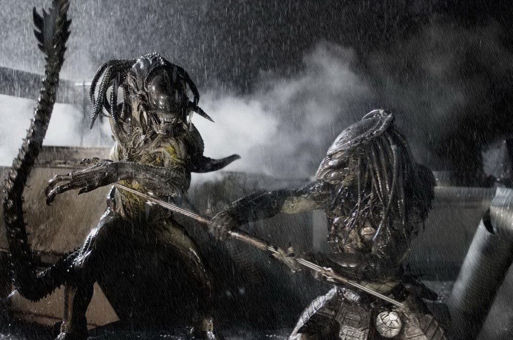 Image - Wolf vs. Predalien.PNG - Xenopedia - The Alien vs ...