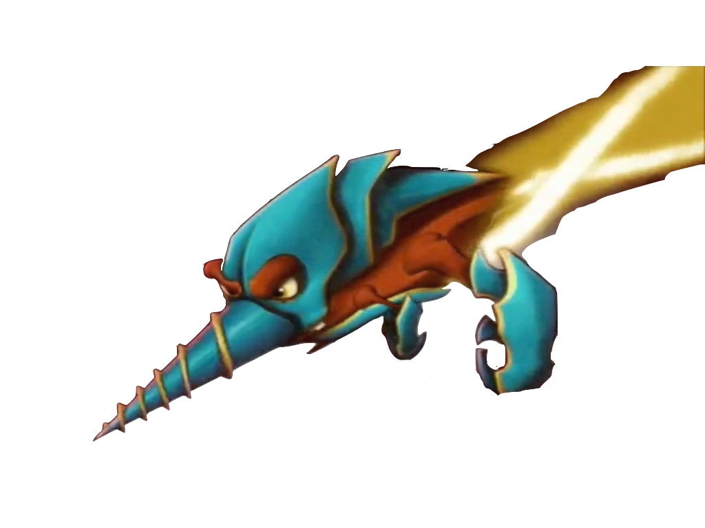 Slugterra Slugs Transformation