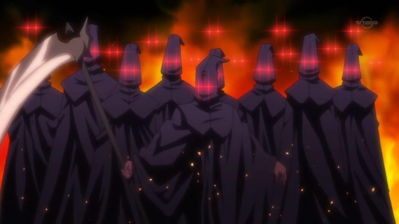 FFF Inquisition - Baka to Test to Shoukanjuu Wiki